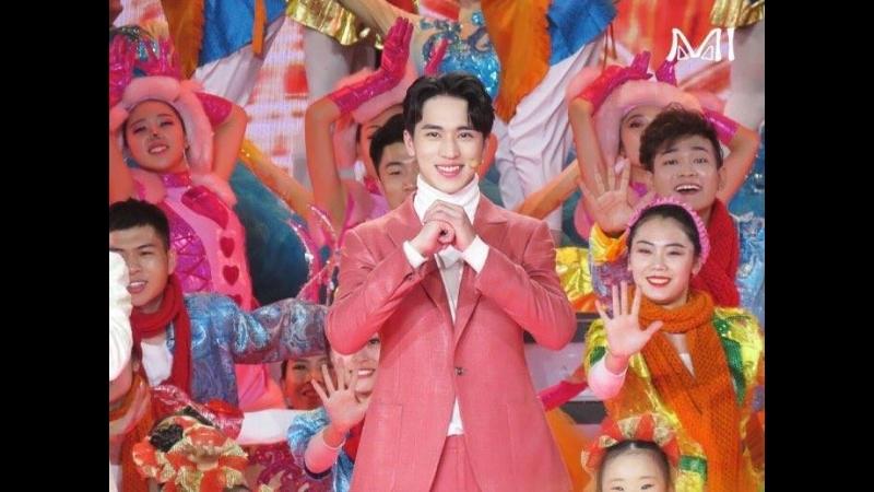 Timmy Xu WeiZhou - Spring Festival Gala Beijing TV 180216