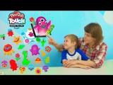 Игрушки Плей До. Студия для детей Создай мир #PlayDoh Touch Интерактивный набор с пластилином #Toys