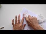 СП Цветочные феи Цветок из фоамирана от Елены Асташовой