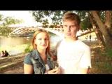 Девушки мотора Таня и Андрей Слюни