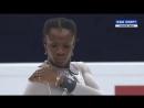 European Championships 2018. Ladies - FP. Mae Berenice MEITE