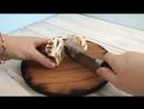 Ореховый капкейк( разрез)