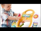 Видео обзоры игрушек   - Игровая панель