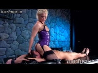 Ash hollywood ballbusting strapon chastity femdom free
