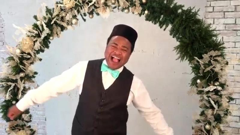 Татарско-Башкирская Народная песня - Эх, сез матур кызлар в исполнении африканца
