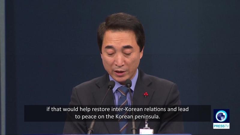 La Corée du Sud se réjouit de l'offre de Kim Jong-un d'envoyer une délégation aux Jeux de Pyeongchang