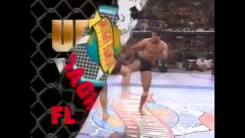 UFC 13 - The Ultimate Force