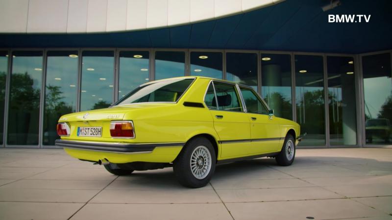 Der BMW 5er (E12) – eine Erfolgsgeschichte. Die erste Generation.