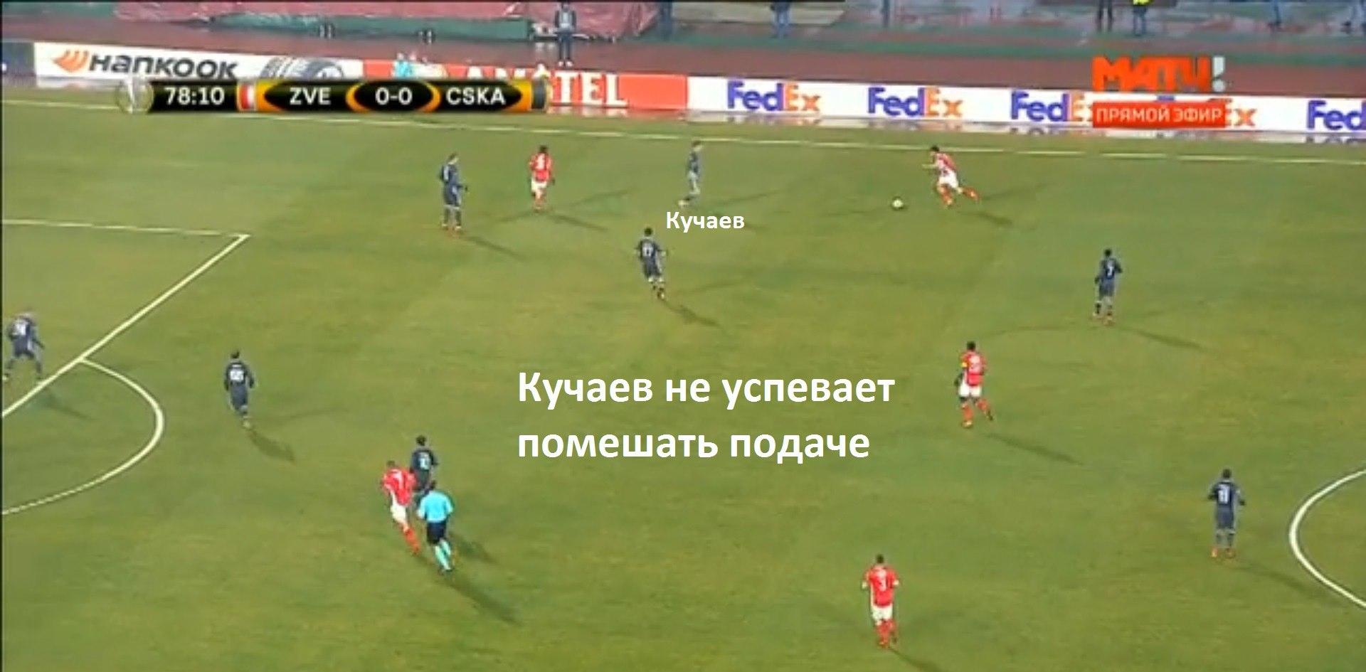 Ни Щенников, ни Набабкин не могут дать ЦСКА то, что способен Кучаев