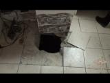 Ползающие воры обчистили ювелирную мастерскую в Белгороде через дыру в полу