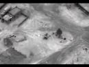 Авиаудар ВВС США по сирийским военным и подразделениям ЧВК Вагнер под Дейр-эз-Зо 1