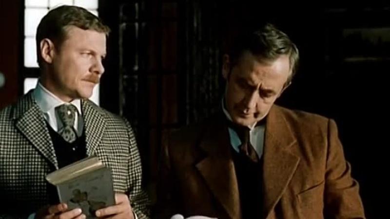Приключения Шерлока Холмса и доктора Ватсона (1983 ) Сокровища Агры - 1 серия