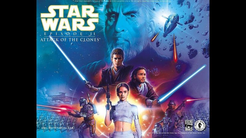 Звёздные войны: Эпизод 2 – Атака клонов / Star Wars: Episode II - Attack of the Clones. 2002