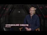 Тренировки боев в фильме «Звездные войны 8: Последние джедаи»