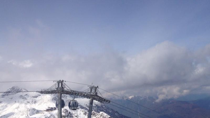 Горки Город Высота 2200м над уровнем моря