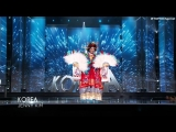 Топ-12 лучших народных костюмов на Мисс Вселенная