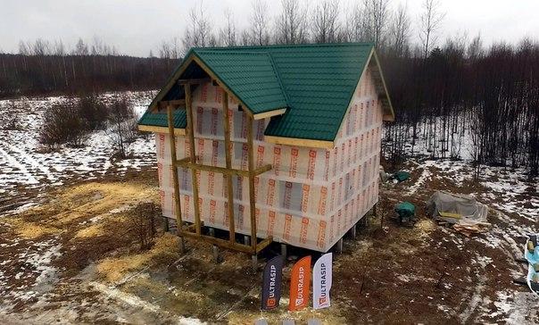 Сдали дом во Пскове #ультрасип_псков 👍👍👍 Сняли душевный отзыв.