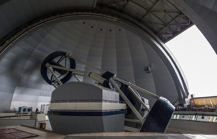 В Зеленчукский район доставят резервное зеркало на крупнейший оптический телескоп России