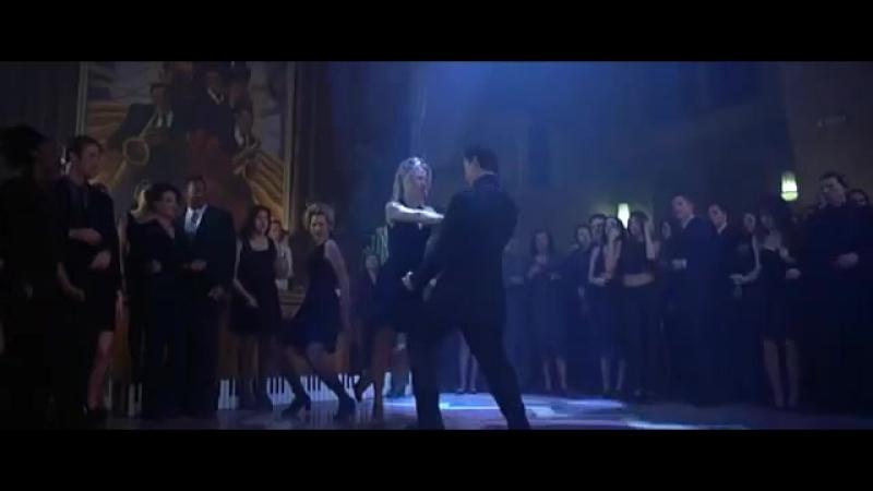 Взрыв из прошлого (танец втроем)
