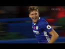 Marcos Alonsos goal celebrations