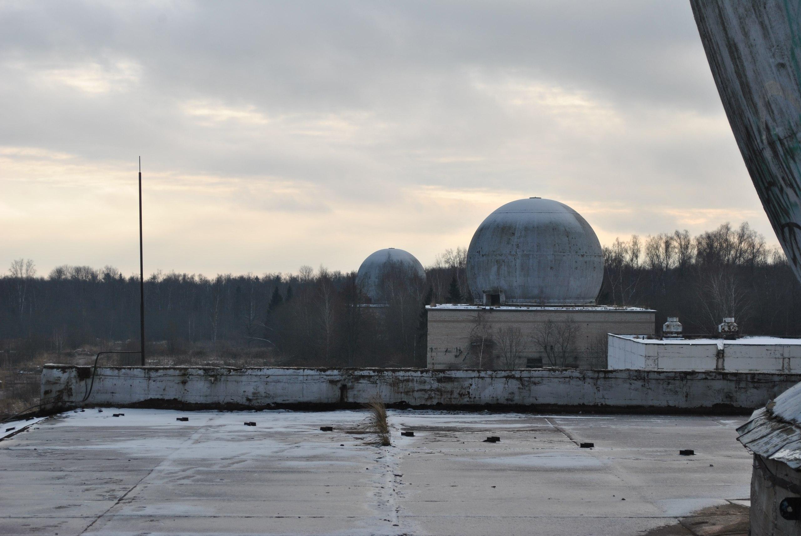 А-35 (А-135) ПРО Москвы Наро-Фоминск