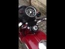 Мотоцикл Ява 634. Видео прислал Олексій Моргачов. Спасибо!