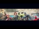 MARVEL vs. DC - Epic Dance Battles! (The Avengers vs. Justice League)  Танцевальная битва
