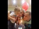 год назад ты сделал нас самыми счастливыми родителями с днем рождения сынок