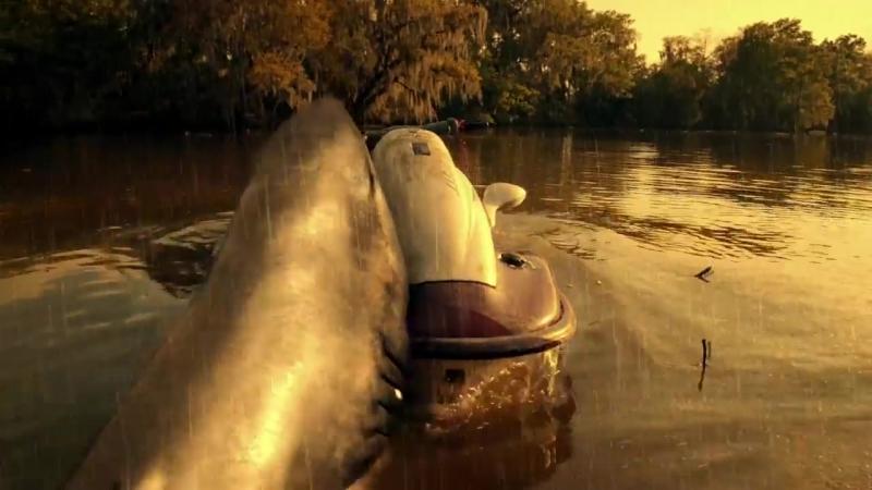 Акулий трейлер парк / Trailer Park Shark (2017г.) (Трейлер)