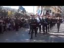 Русские морпехи в греческом Александруполисе