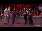 WWE.COM #RAW Roman Reigns Wants An Intercontinental Title Match (11202017)