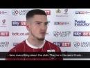 Райан Кент даёт свое первое интервью после перехода в «Бристоль Сити»
