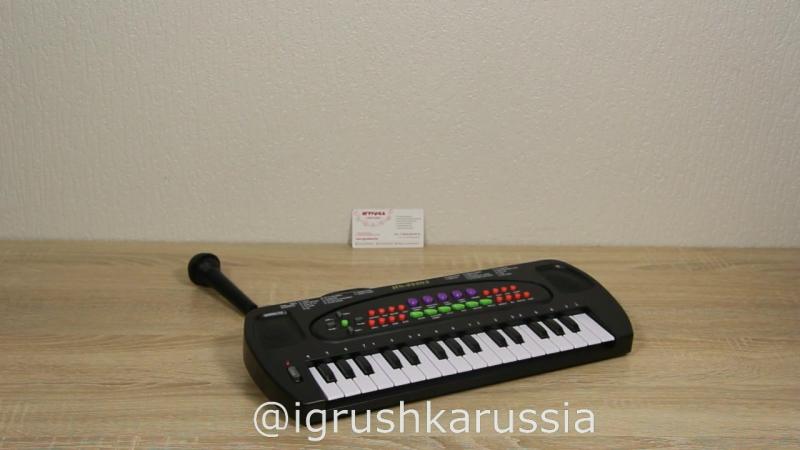 Электронное Пианино. ИгрушкаCashCarry