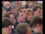 Фрагмент фильма о Владимире Путине: Отношения с Белоруссией и Европой.