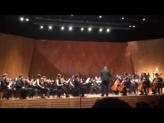 Заглавная тема Гравити Фолз исполненная оркестрам.