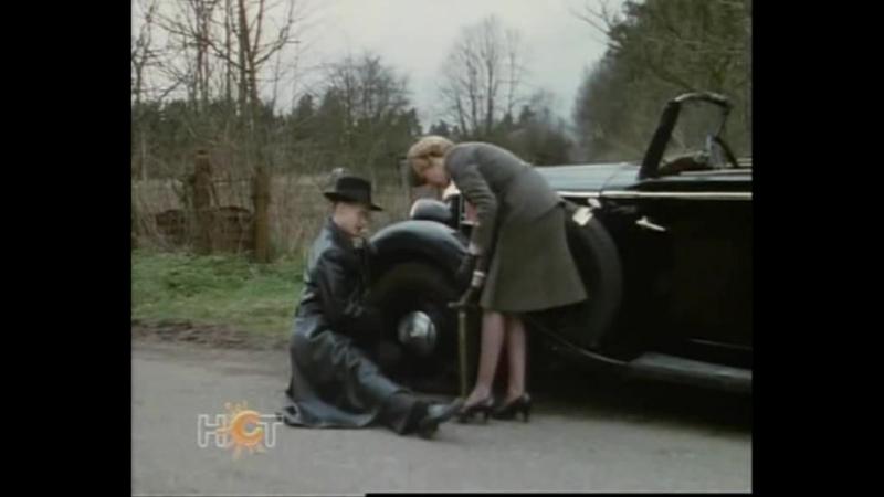 Гер Флик, секретарша и вверх, вниз, вверх, вниз...(Отрывок из киносериала: Алло, алло).