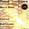 03.02/evolve - Презентация альбома «Новая Земля»