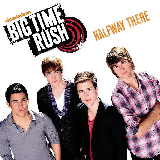 Big Time Rush альбом Halfway There