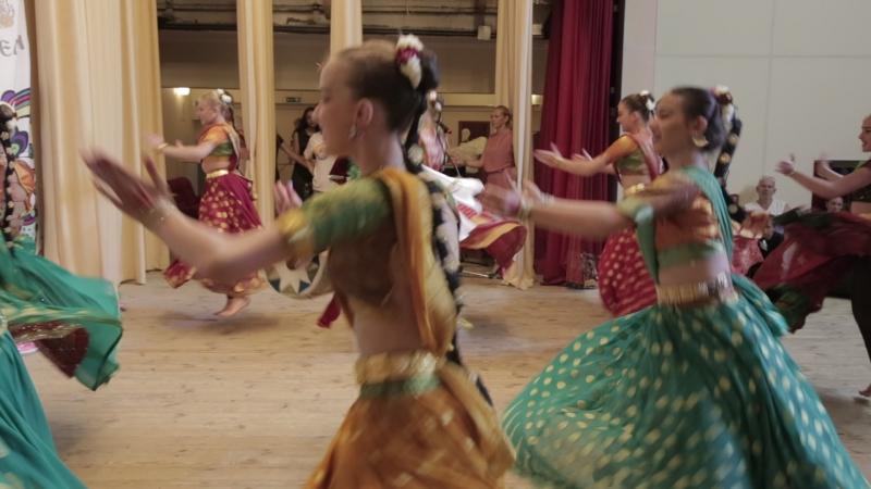 Художественный коллектив индийского танца Сарасвати, Гран-при на II Международном фестивале Kelen Fest Sochi