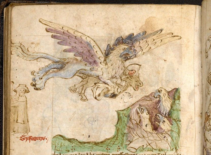 Британская библиотека оцифровала редкие манускрипты и выложила их онлайн