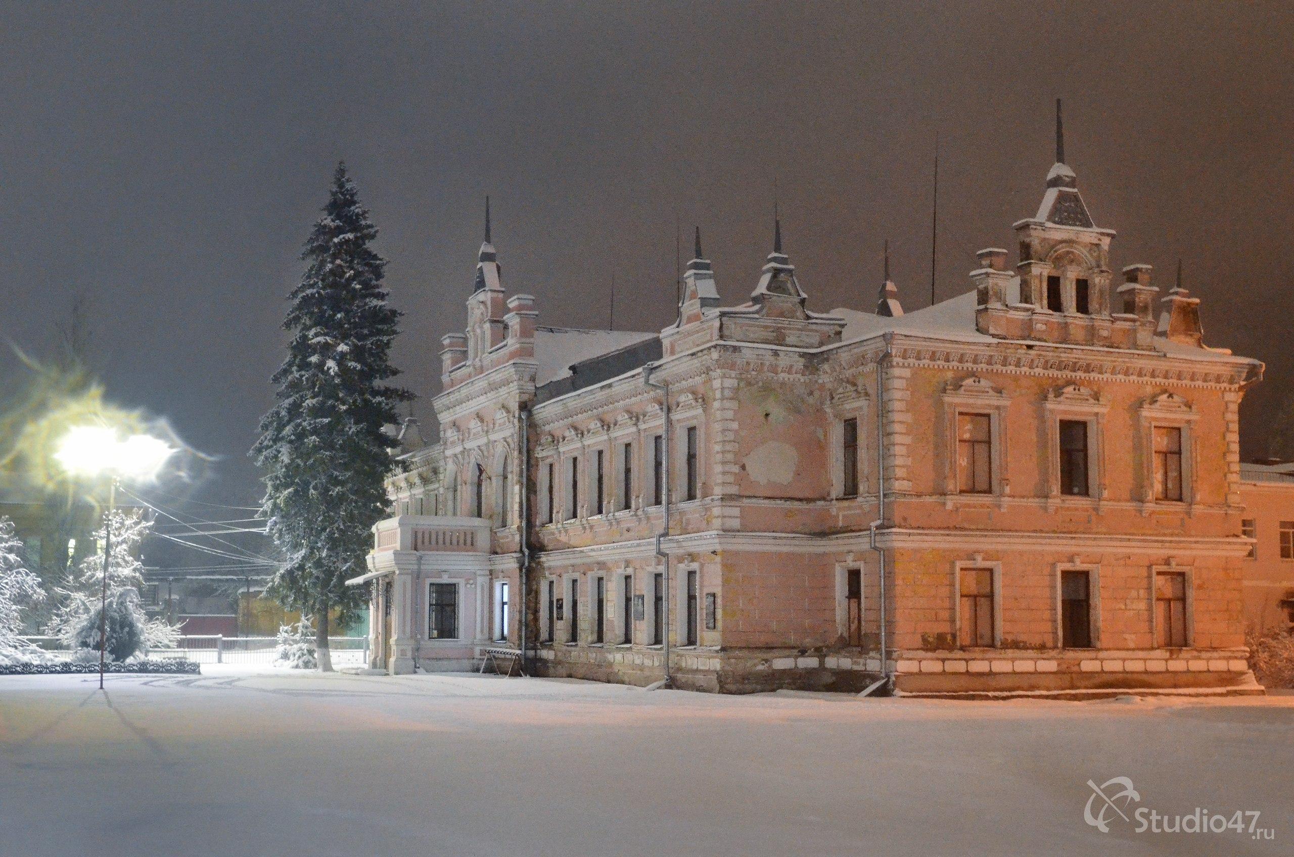 Борисоглебская гимназия 1