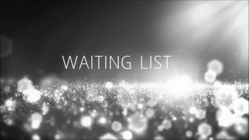 Glanz ✥ Waiting List