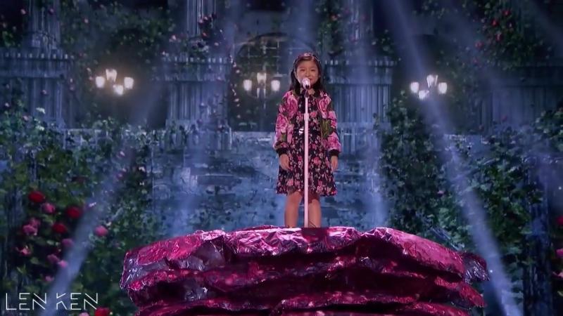 Celine Tam - ALL Performances Americas Got Talent 2017