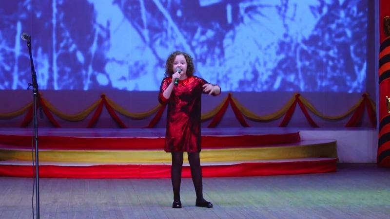 Концерт 75 годовщина освобождения г Свердловска от немецких войск