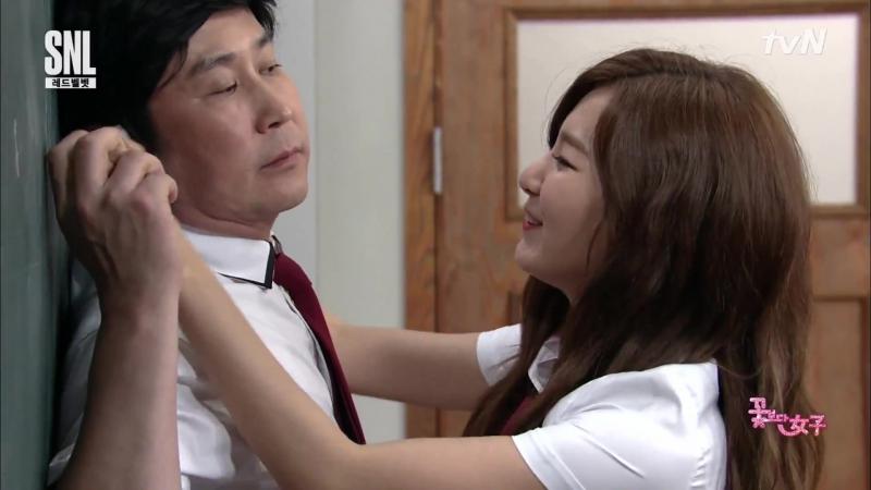170722 tvN SNL Korea 9 @ Red Velvet Cut 2