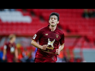 Сердар Азмун-туркмен, восходящая звезда мирового футбола