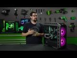 GeForce Garage: сборка на базе GeForce GTX 1070 Ti
