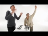 Stromae and Jamel Debbouze Alors On Dance #coub, #коуб