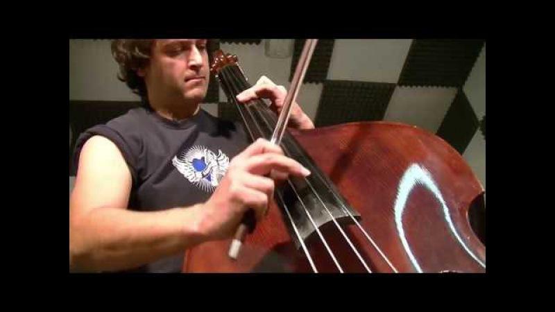 Sweet Child o' Mine - Double Bass Solo