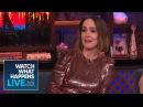 Sarah Paulson and Elisabeth Moss Imitate Dorinda Medley and Bethenny Frankel | RHONY | WWHL